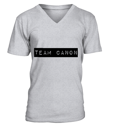 CANON PHOTO T-shirt | Teezily