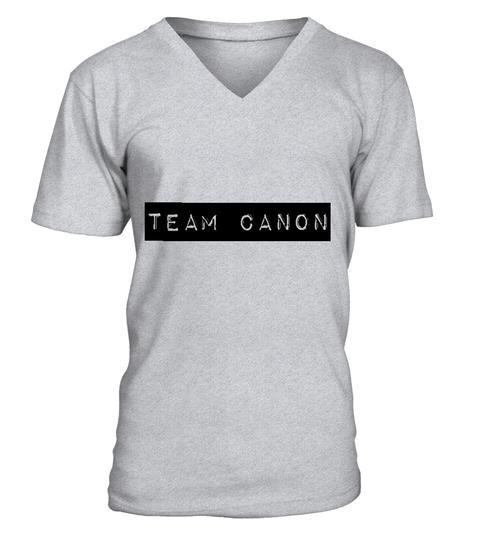 CANON PHOTO T-shirt   Teezily
