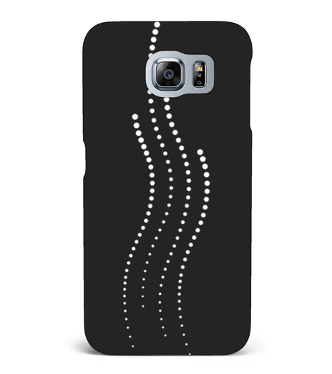 DOTS IN MOTION #10 T-SHIRT Mobilcover Samsung Galaxy S6 | Teezily