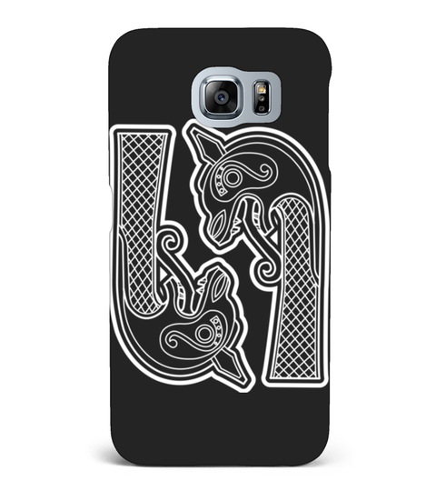 DRAGON HEAD T-SHIRT Samsung Galaxy S6 hoesje | Teezily