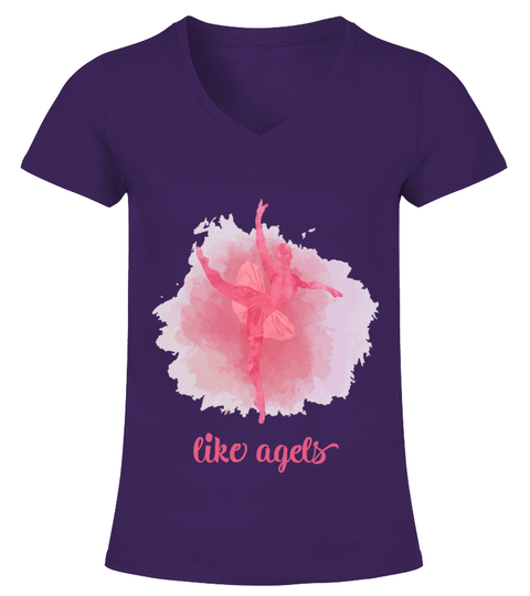 T-Shirt like angels | Teezily