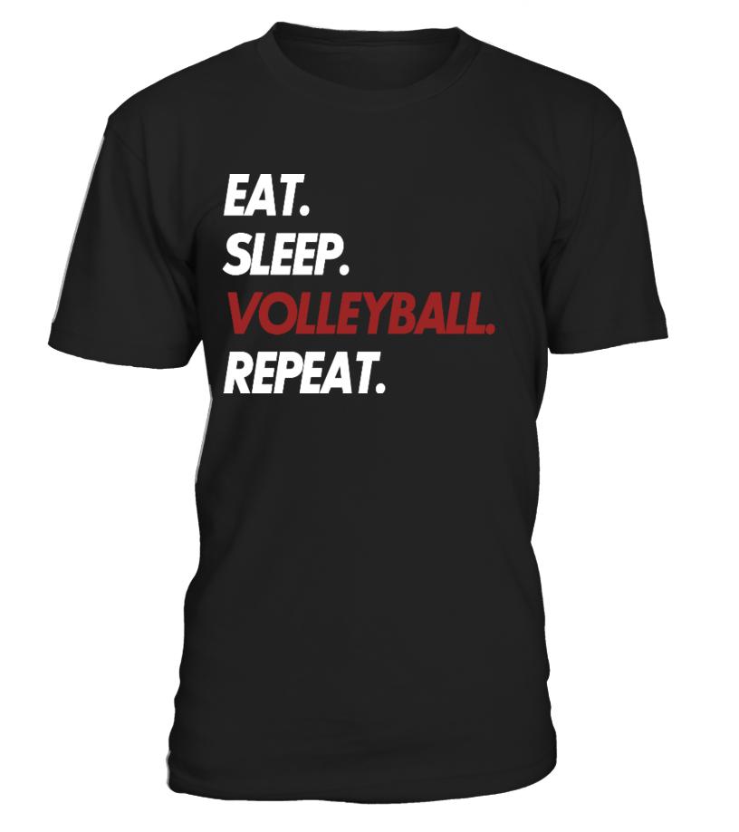 eat sleep volleyball repeat epoch volleyball