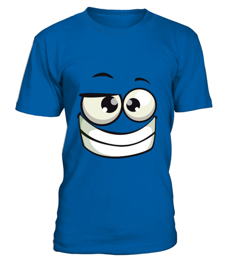 Smile Funny T-Shirt