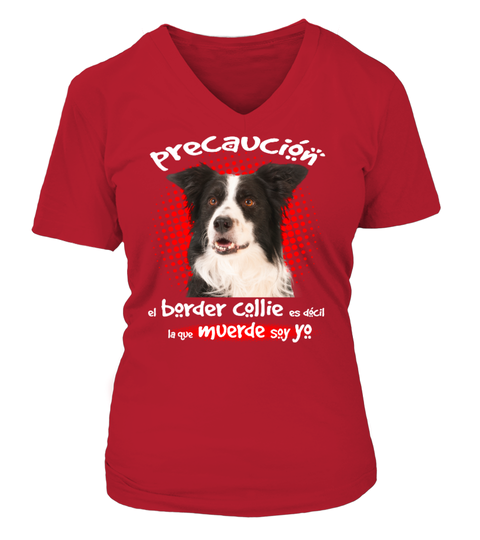 Camiseta 1) EL BORDER COLLIE | Teezily