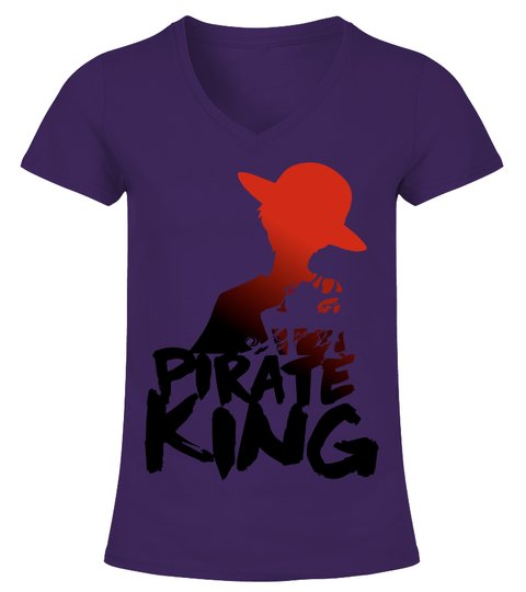 T-shirt MONKEY D. LUFFY PIRATE KING | Teezily
