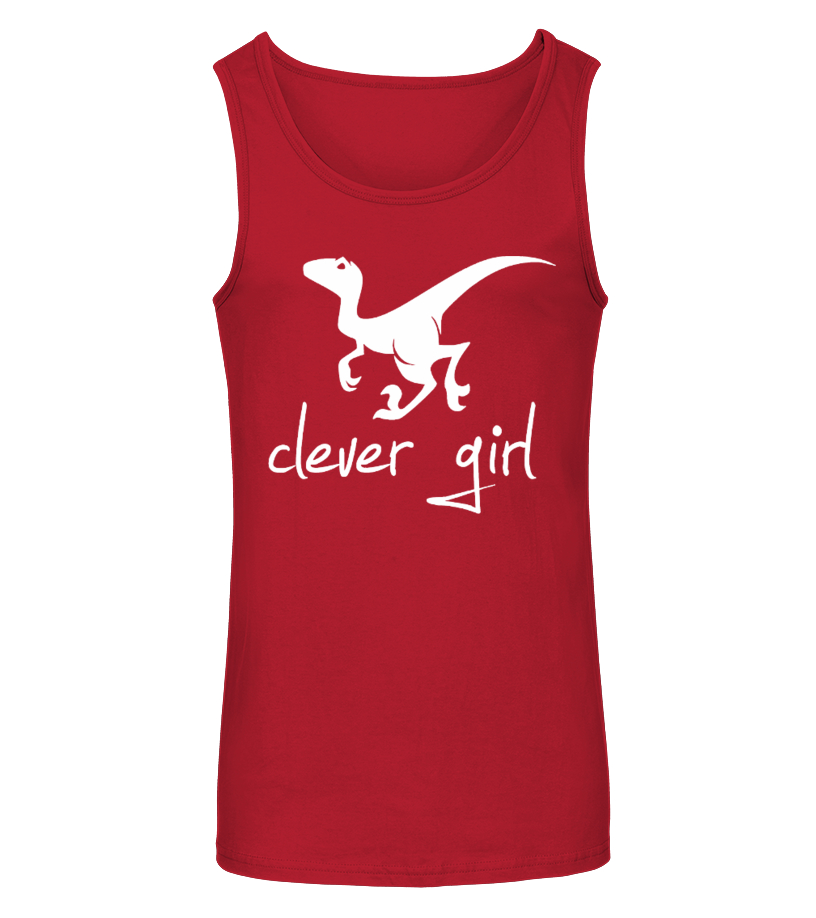 3ba31b84a Clever Girl Dinosaur Velociraptor - T-shirt   Teezily