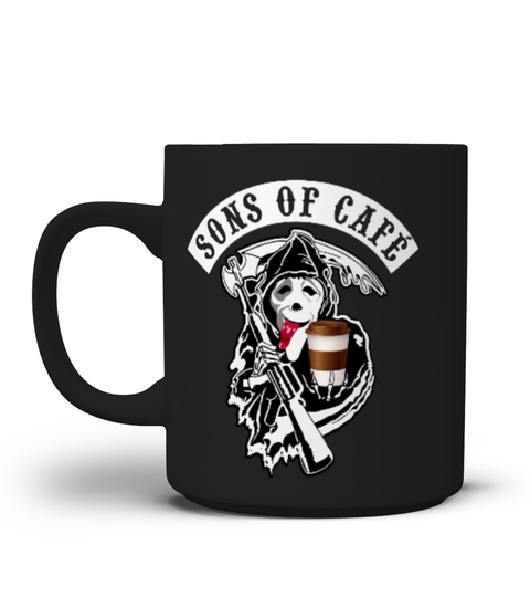 Mug SONS OF CAFÉ | Teezily