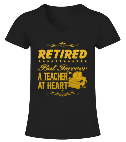 Retired Teacher T-shirt | Teezily