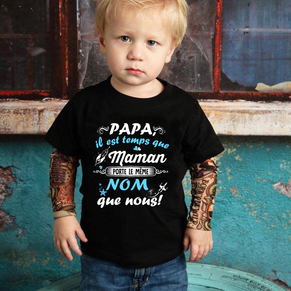 T-Shirt Enfant/BéBé